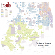 RAILS Resource Sharing Map