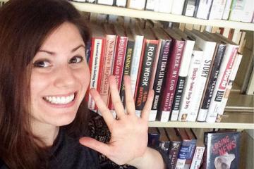 Alexa Hansen at Lisle Library District