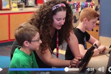 Sycamore Public Library video