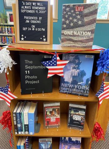 September 11 display
