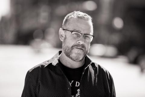 Author and Ray Bradbury official biographer, Sam Weller