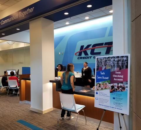 KCT Credit Union Branch