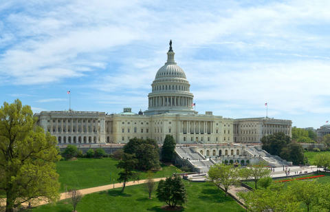 United States Capitol building. Photo from https://www.uscp.gov