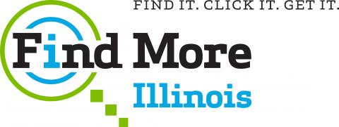 Find More Illinois logo