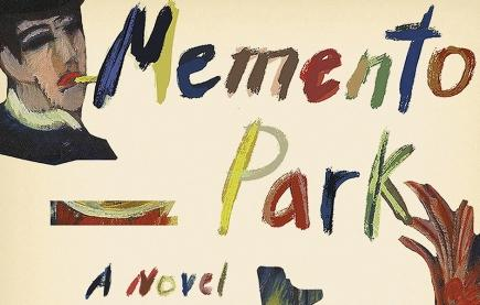 Memento Park: A Novel [cover image]