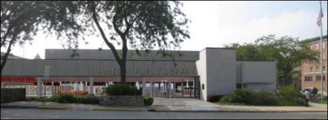 Waukegan Public Library building