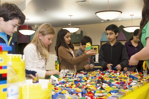 Maker Day, Schaumburg Library, DIY