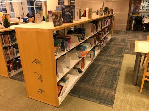 Picture Book Shelving
