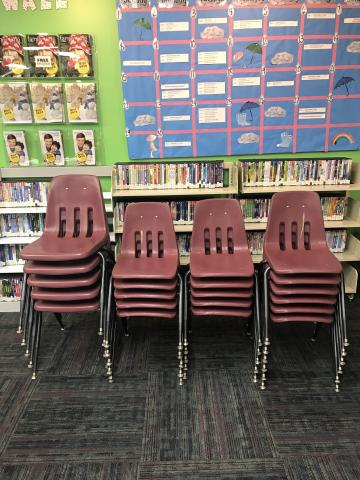 Child Sized Chairs