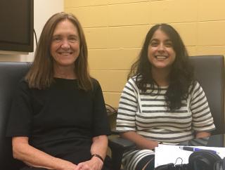 Dee Brennan and Amita Lonial