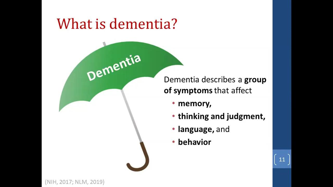 All of Us Dementia Awareness for Public Libraries