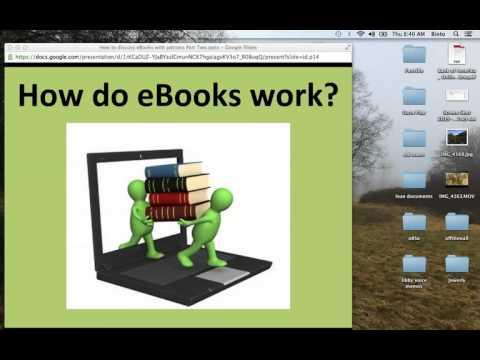 How to Discuss E-Books with Patrons - Part Two