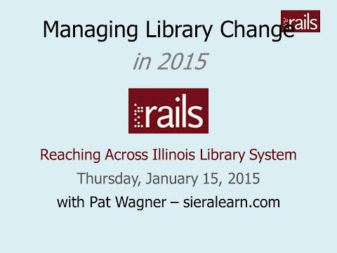 Managing Library Change