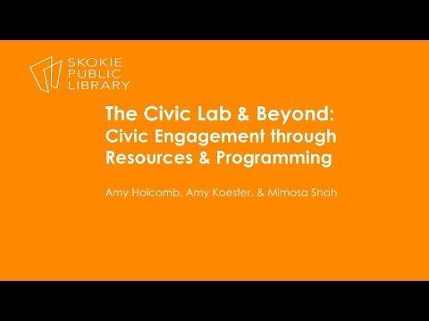 The Civic Lab and Beyond
