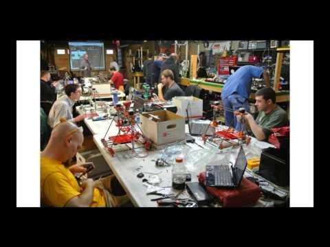 Programming Ideas in Makerspaces