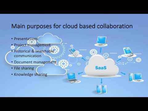 Leveraging Cloud Based Technologies for Increased Team Productivity