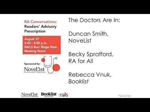 Readers' Advisory Prescription